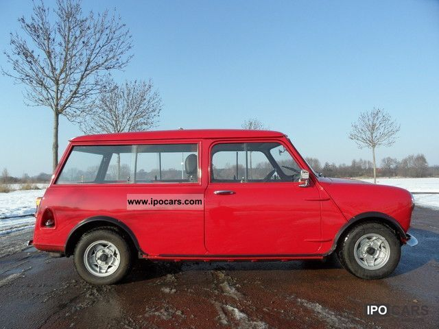 MINI  Van Clubman Estate 1000 1977 Vintage, Classic and Old Cars photo