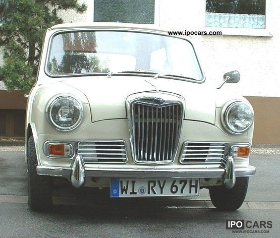 MINI  RILEY ELF 1967 Vintage, Classic and Old Cars photo