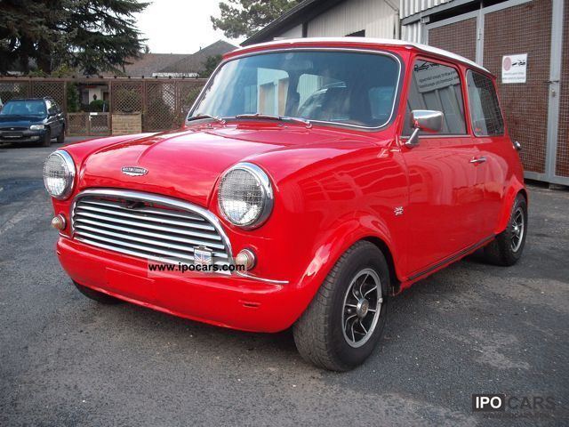 MINI  Cooper / NEW PAINTED / H ADMISSION IS POSSIBLE! 1977 Vintage, Classic and Old Cars photo