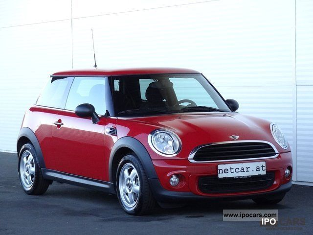 2011 Mini One 1 6 Export 10 000euro Car Photo And Specs