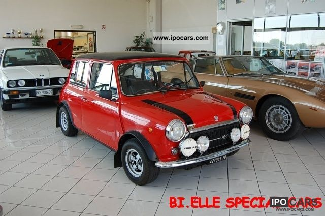 MINI  Cooper Innocenti 1300 1975 Vintage, Classic and Old Cars photo