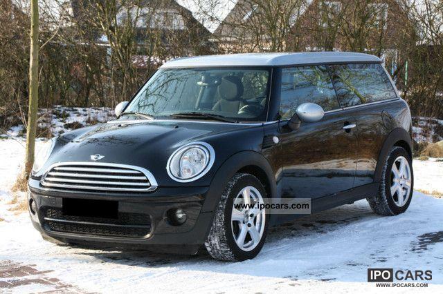 2010 Mini Mini Cooper D Clubman Hu New Inspection Warranty Car