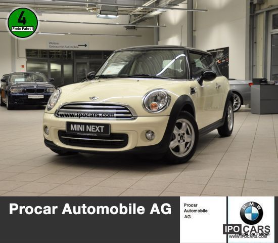 2011 MINI  Cooper Salt * 23x to free choice * Small Car Used vehicle photo