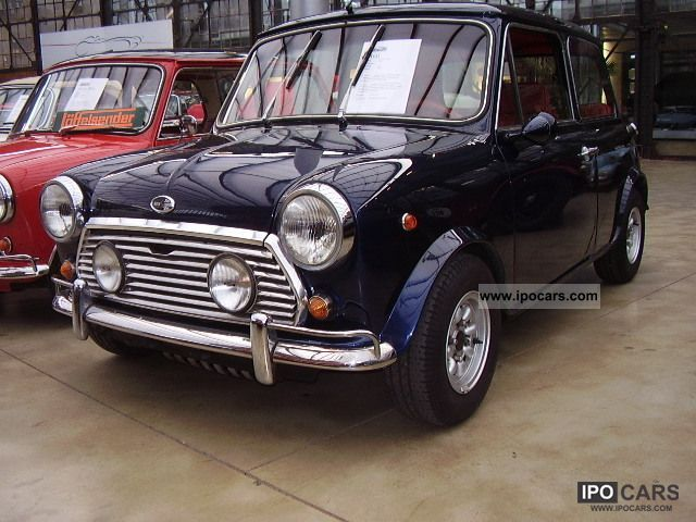 MINI  innocenti Cooper S B39 1975 Vintage, Classic and Old Cars photo
