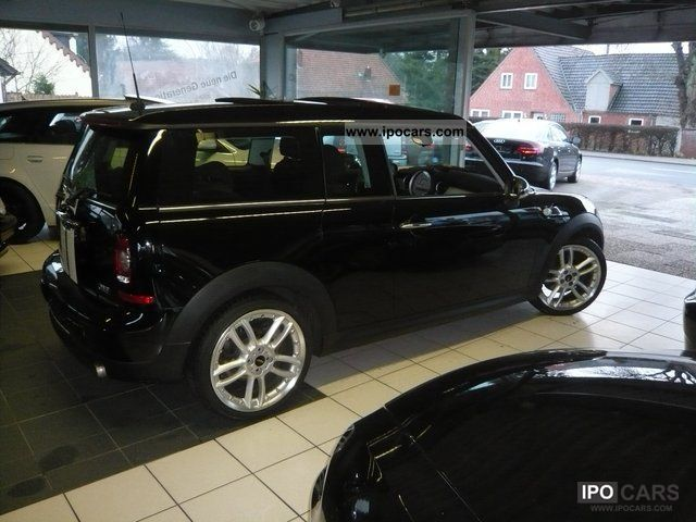 2009 Mini Works Clubman 18 Inch Rims Panorama Roof Car Photo And Specs