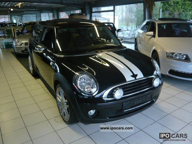 2009 Mini Works Clubman 18 Inch Rims Panorama Roof Car