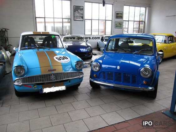 MINI  Pick up traveler Combination 1962 Vintage, Classic and Old Cars photo