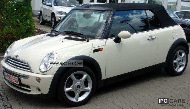2007 mini convertible white small pretty top car photo and specs