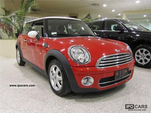 2010 MINI  Mini 1.6 16V Small Car Used vehicle photo