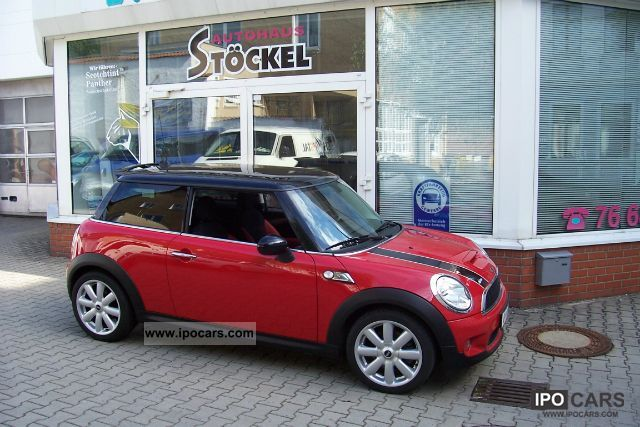 2007 MINI  Copper S Navi Xenon Small Car Used vehicle photo