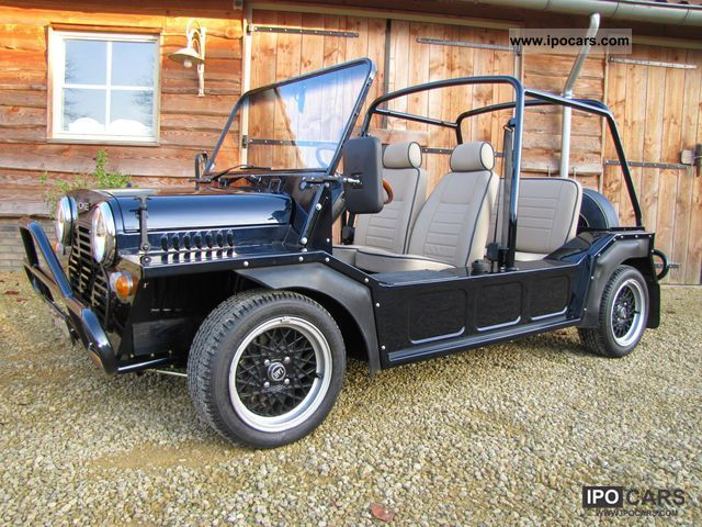 MINI  Mini Moke with new coach 1976 Vintage, Classic and Old Cars photo