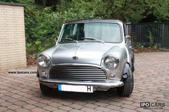 MINI  Austin Mini Cooper S 1971 Vintage, Classic and Old Cars photo