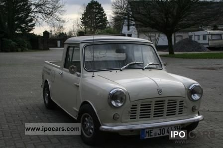 1972 MINI  Pickup Off-road Vehicle/Pickup Truck Classic Vehicle photo
