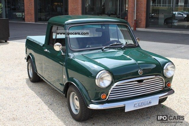 MINI  1000 1968 Vintage, Classic and Old Cars photo