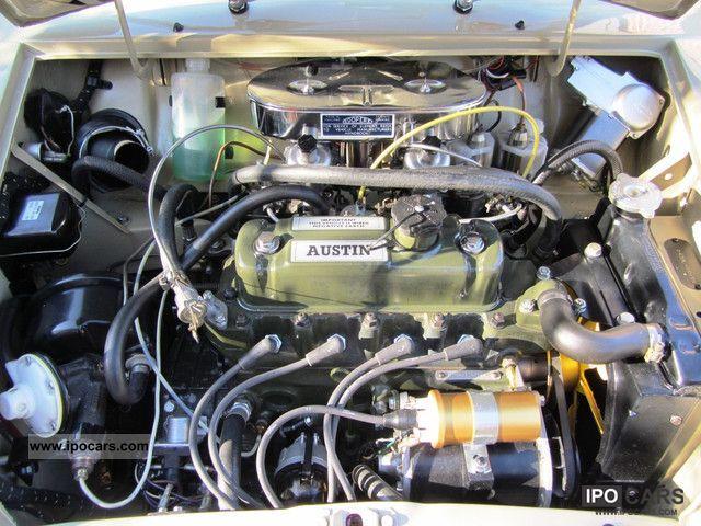 1968 MINI Mk2 Cooper S  Car Photo and Specs
