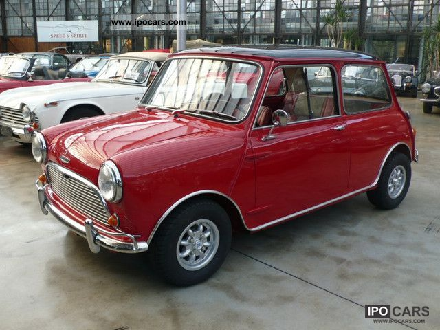 1965 MINI  Austin Cooper S Small Car Classic Vehicle photo