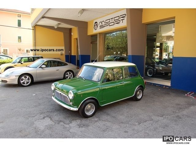 MINI  Cooper MK1 1962 Vintage, Classic and Old Cars photo