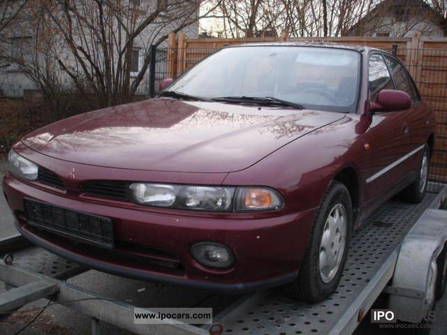Mitsubishi Galant Gli Lgw
