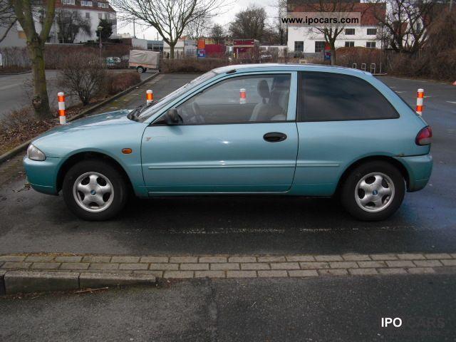 1995 Mitsubishi  Colt Limousine Used vehicle photo