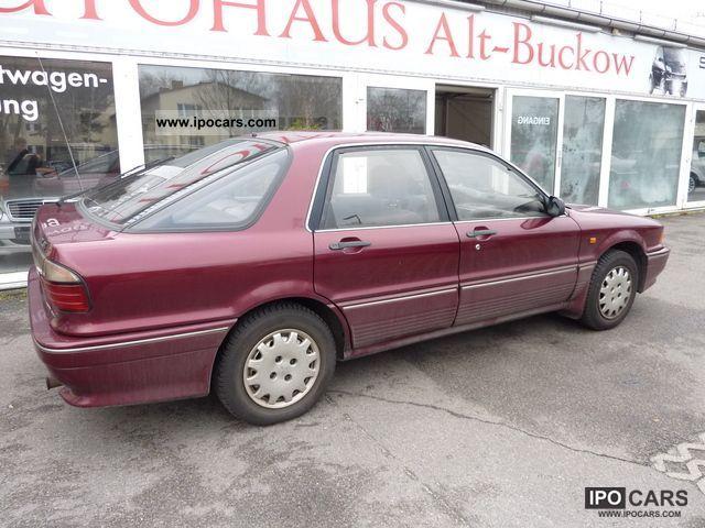 1993 Mitsubishi  Galant 2.0 Automatic Limousine Used vehicle photo