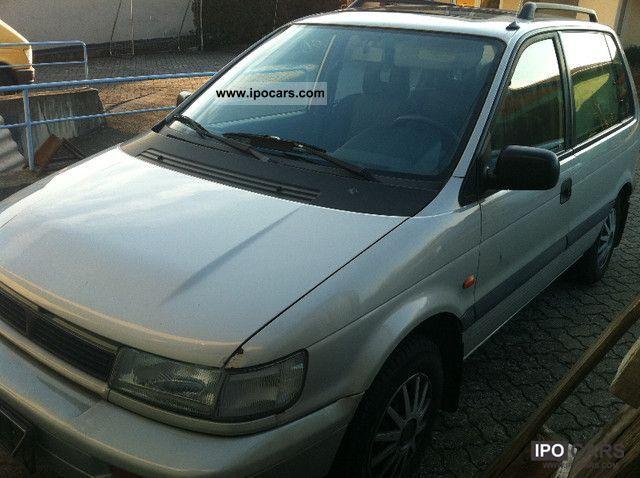 1997 Mitsubishi  Space Runner GLX! Checkbook! Tuv! Euro2 Estate Car Used vehicle photo