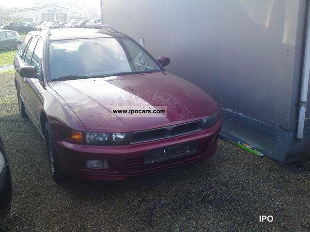 1997 Mitsubishi  Galant 2000 GLS climate Estate Car Used vehicle photo