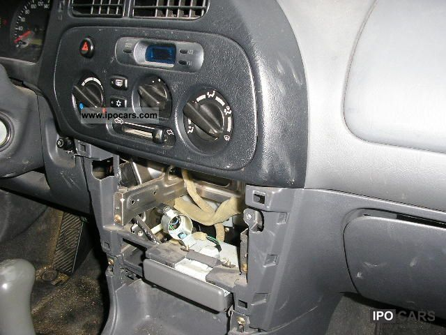 mitsubishi colt  jazz air airbags servo abs
