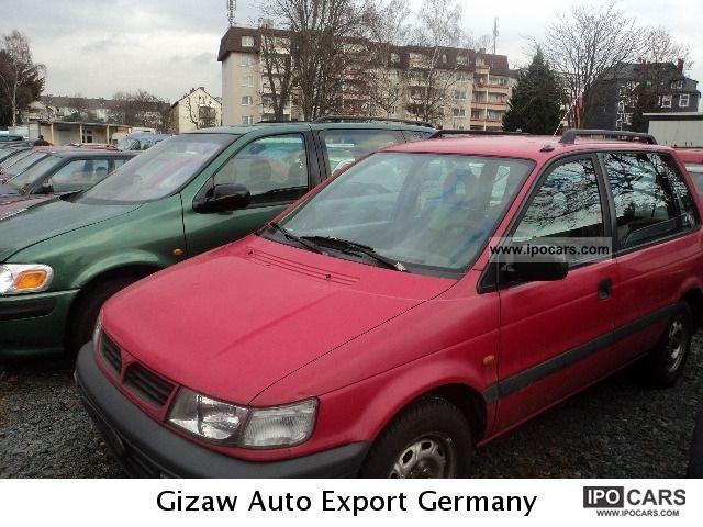 1997 Mitsubishi  Mini Van Estate Car Used vehicle photo