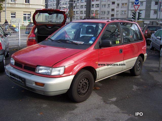 1995 Mitsubishi  Space Runner 1800 GLXi Estate Car Used vehicle photo