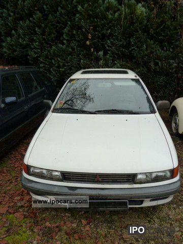1990 Mitsubishi  Lancer 1500 GLXi Limousine Used vehicle photo