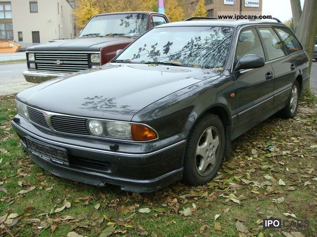 1993 Mitsubishi  Sigma 3000 V6 12V - 103000 km - Tüv 01/2013 Estate Car Used vehicle photo
