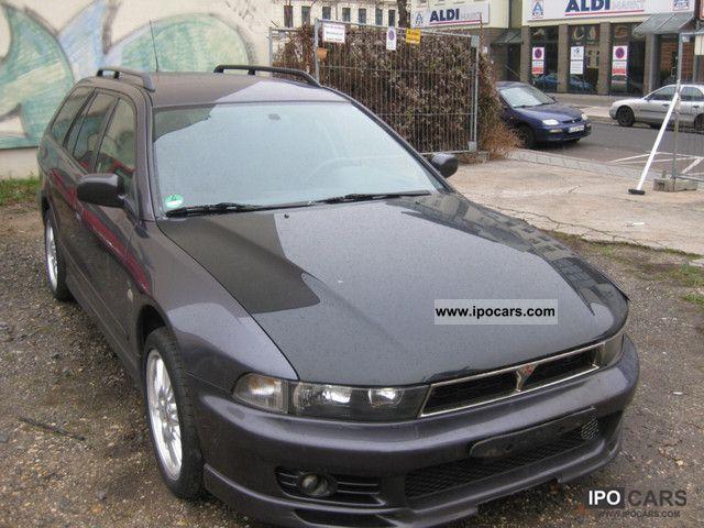 1999 Mitsubishi  GDI Galant 2400 GLS Estate Car Used vehicle photo