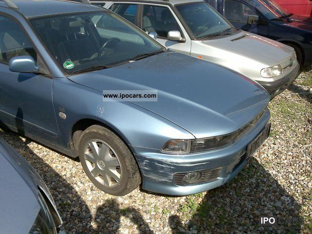 2000 Mitsubishi  GDI Galant 2400 GLS Estate Car Used vehicle photo