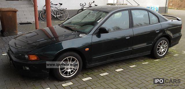 1997 Mitsubishi  Galant V6 Exceed Limousine Used vehicle photo
