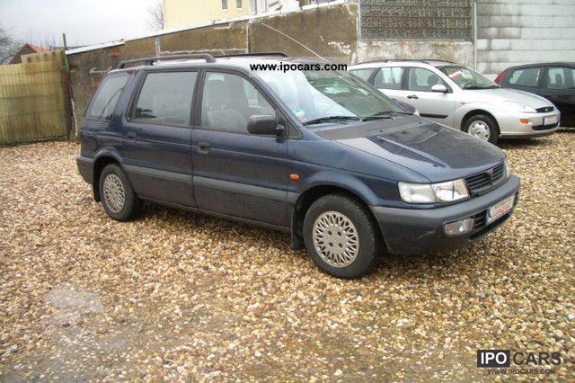 1997 Mitsubishi  Space Wagon - 7 seats - TÜV again - Van / Minibus Used vehicle photo