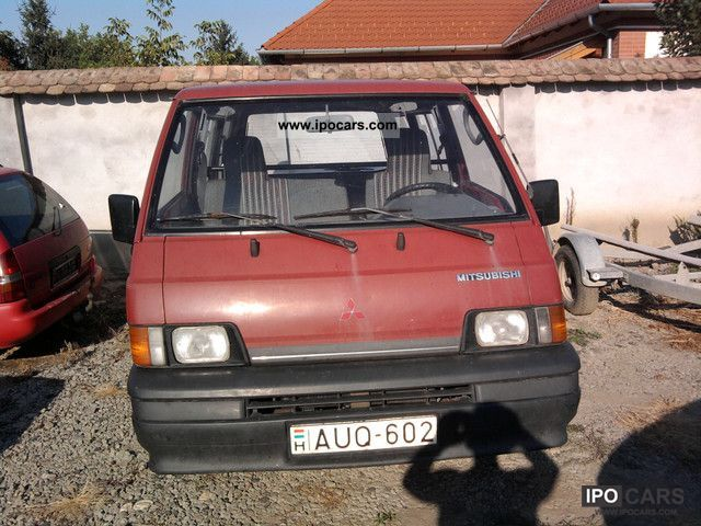 1994 Mitsubishi  L 300 Van / Minibus Used vehicle photo