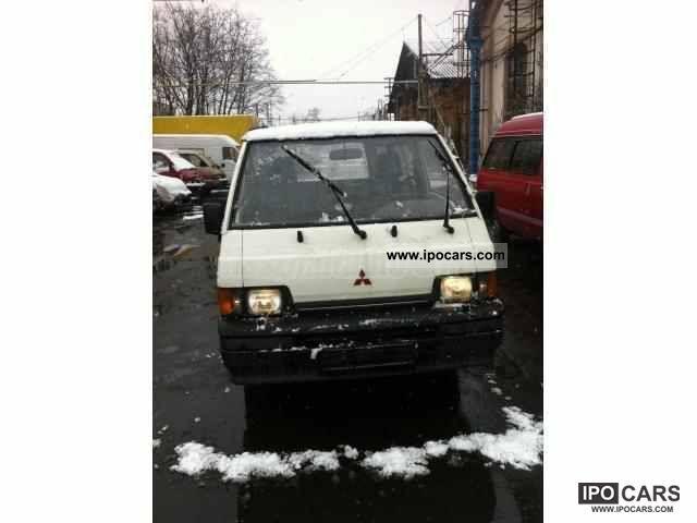 1996 Mitsubishi  L 300 Van / Minibus Used vehicle photo