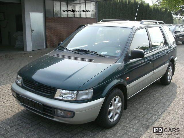 1997 Mitsubishi Space Wagon Glxi Car Photo And Specs