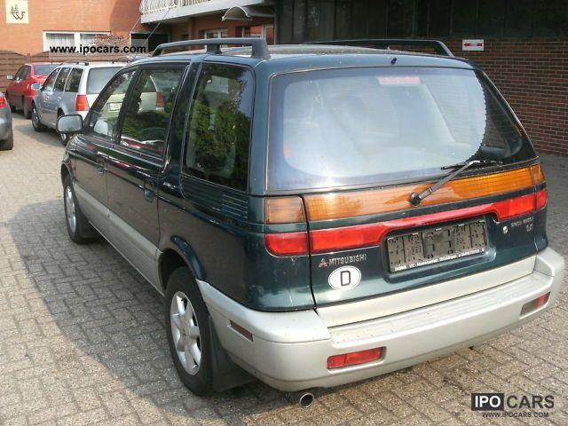 1997 mitsubishi space wagon glxi car photo and specs rh ipocars com mitsubishi space wagon service manual pdf