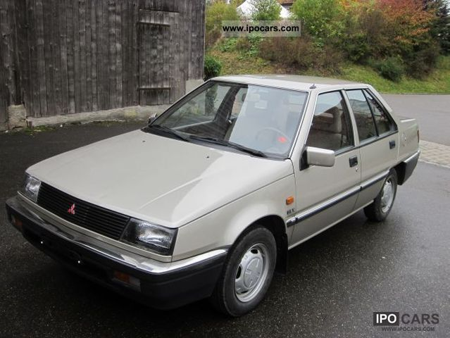 1988 lancer glx 1500 1988 mitsubishi lancer glx 1500 limousine