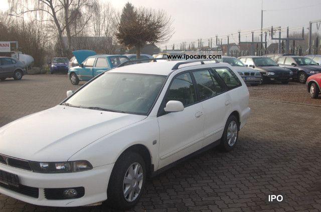 2000 Mitsubishi  Galant 2000 GLS climate Estate Car Used vehicle photo
