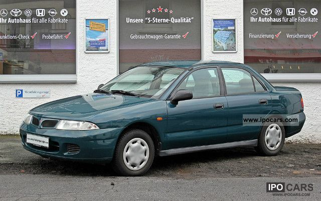 1996 Mitsubishi  Lancer 1800 Air, Power Steering, winter tires etc. Limousine Used vehicle photo