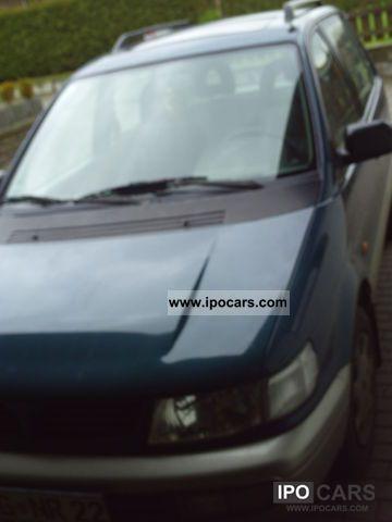 1998 Mitsubishi  GLXi Van / Minibus Used vehicle photo