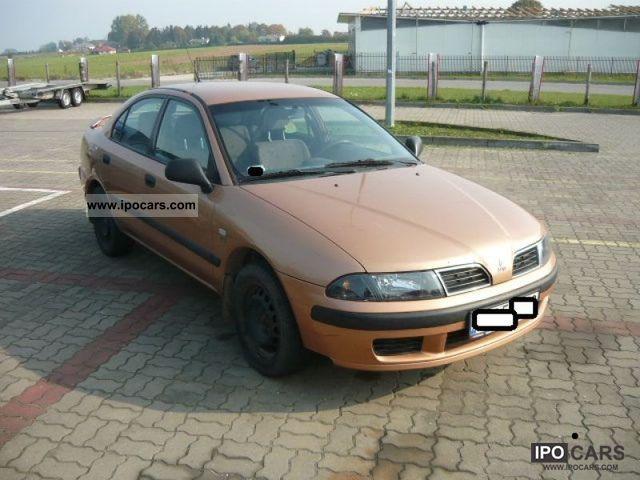 2000 Mitsubishi  Carisma SALON, I WŁAŚCICIEL Small Car Used vehicle photo