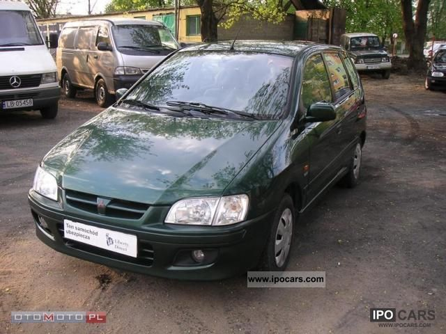 1999 Mitsubishi  Space Star Other Used vehicle photo