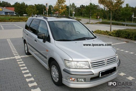 2001 Mitsubishi  Space Wagon Family Van / Minibus Used vehicle photo