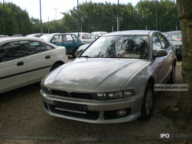 2000 Mitsubishi  Galant 2.4 Limousine Used vehicle photo