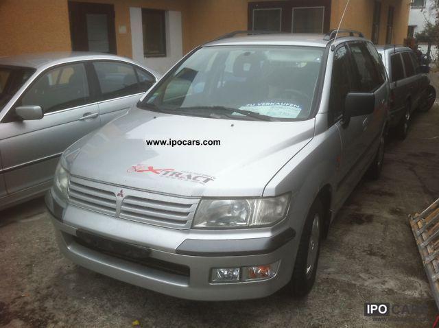 2002 Mitsubishi  Space Wagon GDI Avance 4x4 Air, APC 1.Hand Van / Minibus Used vehicle photo