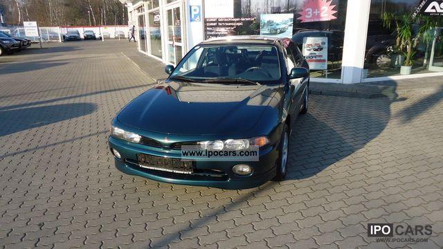 1996 Mitsubishi  Galant 2.0 V6 24V Limousine Used vehicle photo