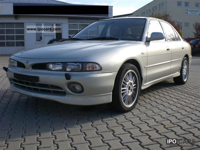 Mitsubishi  Galant 2000 V6-24 1995 Liquefied Petroleum Gas Cars (LPG, GPL, propane) photo